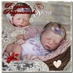 REALBORN-Kit Skya Sleeping
