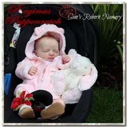 REALBORN-Kit Jennie Sleeping