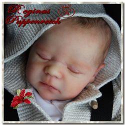REALBORN-Kit Michael sleeping