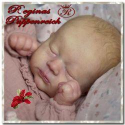 REALBORN-Kit Autumm sleeping