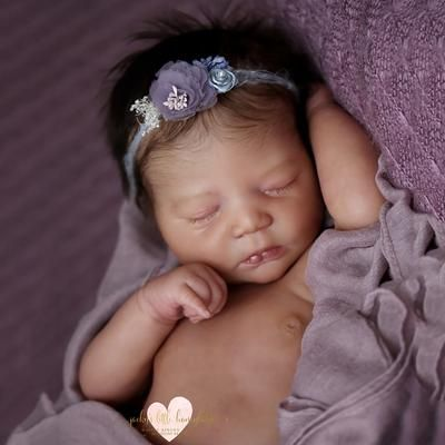 REALBORN-Kit Johannah Sleeping