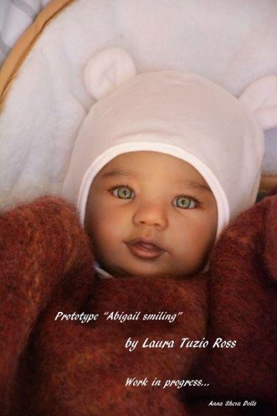 Abigail Smiling Kit - Laura Tuzio Ross