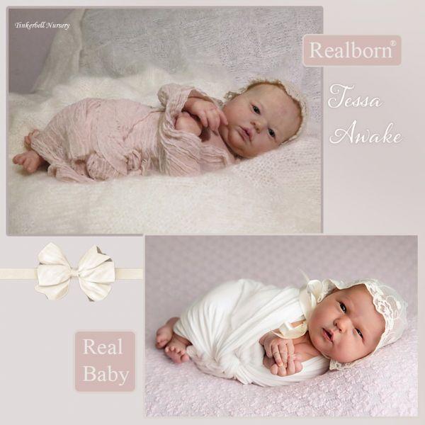 REALBORN-Kit Tessa Awake (Top Angebot!)