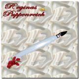 Messer mit weißem Griff 12 cm