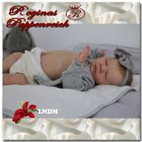 REALBORN-Dominic Sleeping