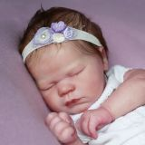 REALBORN-Kit Lavender Sleeping