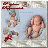 REALBORN-Kit 3 Month Joseph Asleep