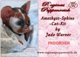 Amethyst Sphinx Cat-Kit - Jade Warner