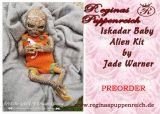 Iskadar Baby Alien Kit - Jade Warner