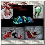 Eithia Baby Alien Kit - Jade Warner