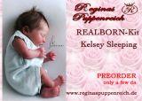 REALBORN-Kit Kelsey Sleeping