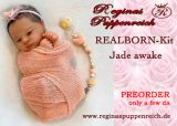REALBORN-Kit Jade awake