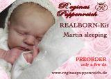 REALBORN-Kit Martin sleeping
