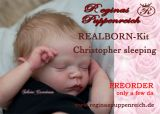 REALBORN-Kit Christopher Sleeping