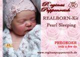 REALBORN-Kit Pearl Sleeping
