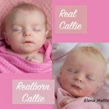 REALBORN-Kit Callie Sleeping