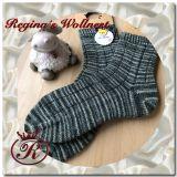Handgestrickte Socken (44/45)